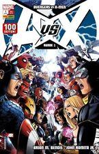 Avengers vs. x-men + Wolverine (alemán) AVX-total-completamente a partir de #1 +27 volúmenes +