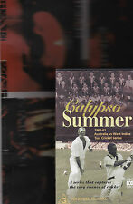 Calypso Summer 1960-61 Australia vs West Indies- VHS Tape (new and sealed)
