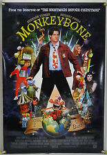 MONKEYBONE DS ROLLED ORIG 1SH MOVIE POSTER HENRY SELICK BRENDAN FRASER (2001)