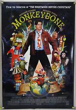 MONKEYBONE DS ROLLED ORIG 1SH MOVIE POSTER HENRY SELICK BRENDAN FRASER (2001)