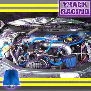 01-06 DODGE STRATUS SE ES SXT CHRYSLER SEBRING BASE DOHC AIR INTAKE Black Blue