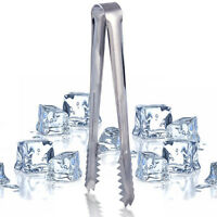 2/5X Ice Tongs Food Cake Bread Sweet Wedding Bar Catering Kitchen Clip ClamMAEK