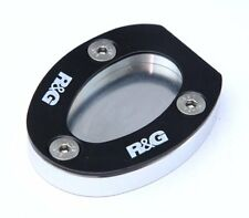 R&G Racing sidestand chaussure rondelle pour adapter Kawasaki ZX6R 2003-2012