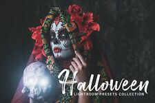 Lightroom Presets Halloween Collection Mobile DesktopAdobe Premium Software