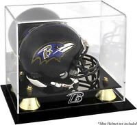 Baltimore Ravens Mini Helmet Display Case - Fanatics