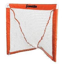 New Sport Deluxe Youth Lacrosse Goal Orange Fast Free Shipping