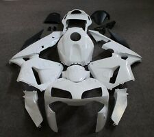 US STOCK INJECTION FAIRING KIT FOR HONDA CBR600RR 2003-2004 Unpainted