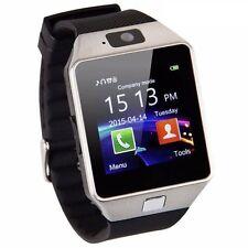 Smartwatch Dz09 Orologio Telefono Cellulare Con Bluetooth Sim Card Micro Sd lac