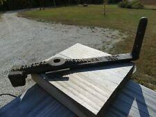Vintage Ameristep Hunting Tree Climber Metal Step Installer Tool Embossed