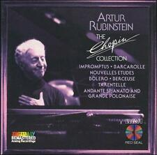 Artur Rubinstein: The Chopin Collection 1990 by Chopin