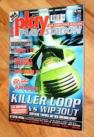 1999 Playstation Magazin Tomb Raider IV Re-Volt Speed Freaks Atari Retro Games