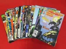 BACKSTOCK BLOW OUT - MARVEL SUPERHERO TEAM UPS LOT OF 25 ALL DIFFERENT COMICS