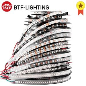 1-5m WS2812B Led Light WS2812 RGB Led Strip Individually Addressable Smart Pixel