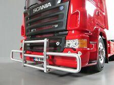 Aluminum Rear Bumper Protector Bar Tamiya 1//10 Ford F350 Hilux Juggernaut Truck