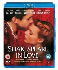 Shakespeare in Love 5050582817232 With Judi Dench Blu-ray Region B