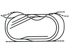 Märklin C-Gleis Gleisset für Noch 81660 86-teilig Neuware