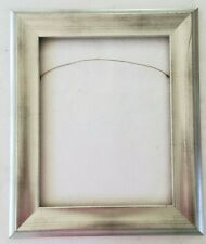 Silver Leaf Picture Frame for 11 x 14 Image