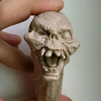 Blank Hot 1/6 Scale Zombies Monsters Ghost Head Sculpt Unpainted