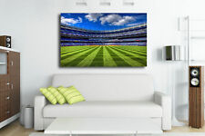 Yankee Stadium View from Center field Canvas Print - Large 36 x 24 Jeter, Mantle