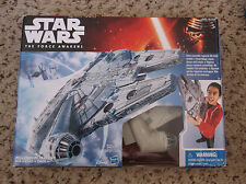 Star Wars The Force Awakens Battle Action Millenium Falcon - *New*