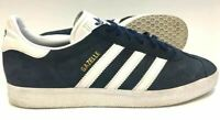 Adidas Gazelle Trainers Sneakers UK 10 / US 10.5 Suede - Blue