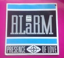 "E207, Presence Of Love, The Alarm, 7""45rpm Single, Very Good Plus  Condition"