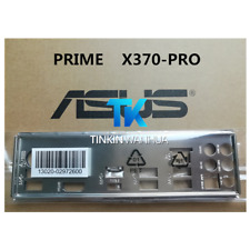back plate BLENDE BRACKET IO I/O SHIELD  for ASUS PRIME X370-PRO X370-PRO NEW