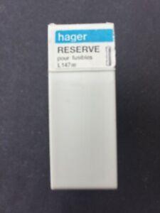 Hager L147 Consumer Unit Blank