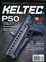 KELTEC P50  (Shooting Times Special)  2021  The Sub 2000