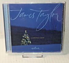 James Taylor A Christmas Album CD Hallmark Holiday Favorites New