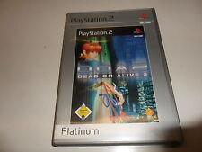 PlayStation 2 PS 2 Dead or Alive 2 [Platinum] (6)