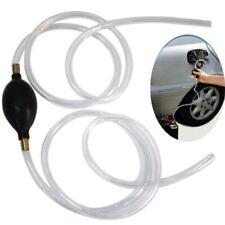 1Pc Car Fuel Gas Pump Petrol Diesel Liquid Oil Transfer Pump PVC Syphon 8mm Pipe
