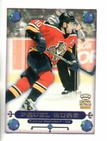 2000-01 CROWN ROYALE PAVEL BURE JEWELS OF THE CROWN