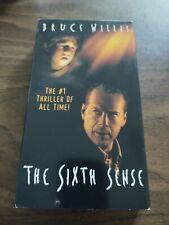 New listing The Sixth Sense (Vhs, 2000)
