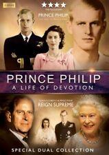 Prince Philip a Life of Devotion - DVD Region 2