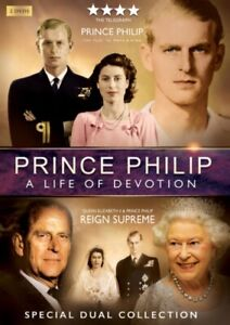 Prince Philip: A Life of Devotion DVD New & Sealed