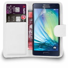 Flip Leather Wallet Case Cover For SAMSUNG GALAXY S2 i9100 & Screen Protector