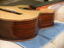 Classical Guitar by LoPrinzi Select Spruce Rosewood & Ebony. Luthier custom made