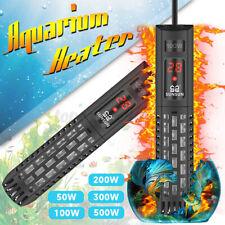 50W-500W Fish Tank Aquarium Heater Submersible Thermostat Adjust Water  z q