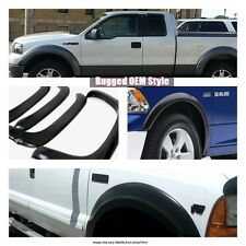APS Fender Flares Set -  Rugged Style fits 1999-2007 Ford F-250 SD/F-350 SD