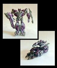 Transformers Dark of the Moon Shockwave Voyager Class Figure