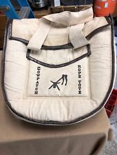 Cowpatch Rope Tote Western Bag For Carrying Ropes Cattle Lasso, Rope Carrier
