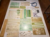 30 Piece VTG ARCHITECT ENGINEER DRAFTING TEMPLATES TOOLS RULERS CALCULATORS