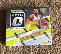 IN HAND 2019-20 PANINI DONRUSS OPTIC BASKETBALL CARDS FIRST OFF THE LINE FOTL