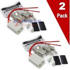 (2 Pack) 12001676 Burner Receptacle for Whirlpool, Maytag 12200010,  0R01500199 photo