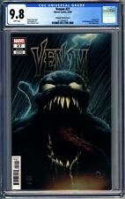 VENOM #27 (2020 Marvel) CGC 9.8 NM/MT STEGMAN VARIANT 1ST FULL CODEX