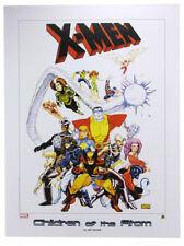 X-Men Children Of The Atom Lithograph Arthur Adams Marvel Comics Limited Edition