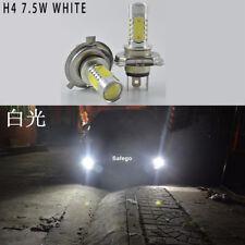 2X 12V 7.5W H4 DC AC LED High Power Fog Driving Light DRL Head Light Bulb