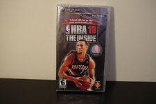 NBA 10: The Inside (Microsoft Xbox 360, 2009) New / Factory Sealed