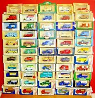LLEDO DIECAST VARIOUS MODELS ALL BOXED CHOOSE FROM LIST ALL WITH PHOTO'S  LOT LA